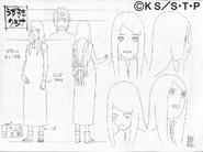 Arte Pierrot - Kushina