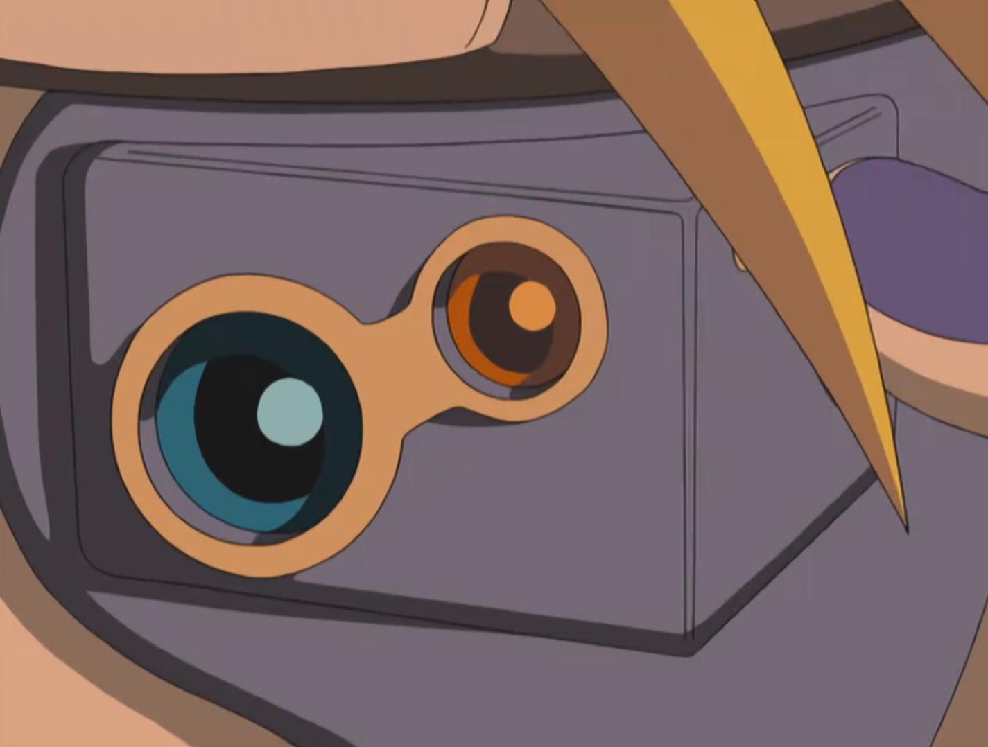 Extensão dos Olhos