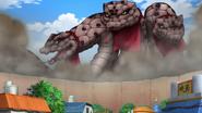 Três Cobras Gigantes