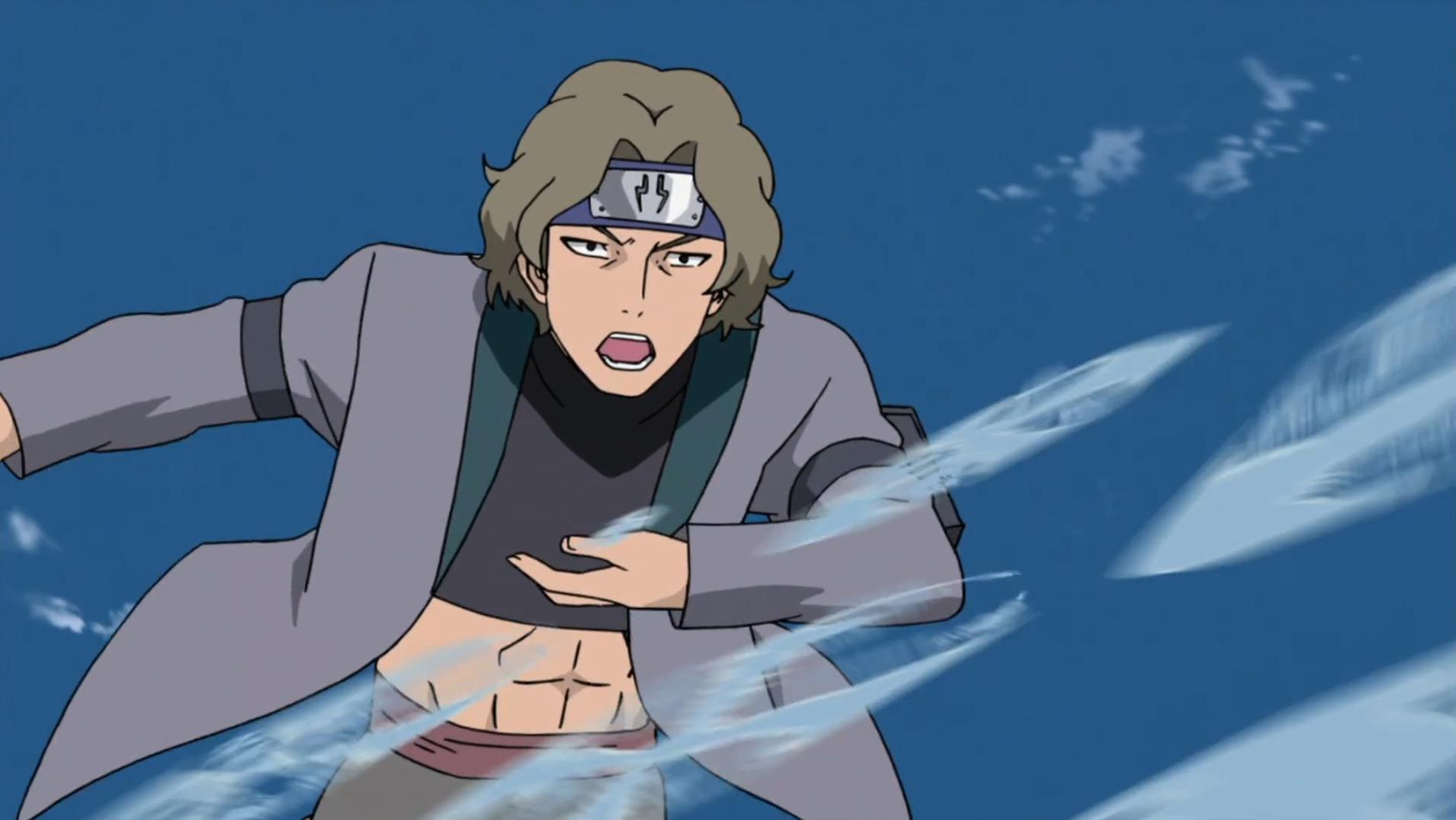Elemento Agua: Shuriken de Agua