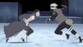 Kakashi contre Obito