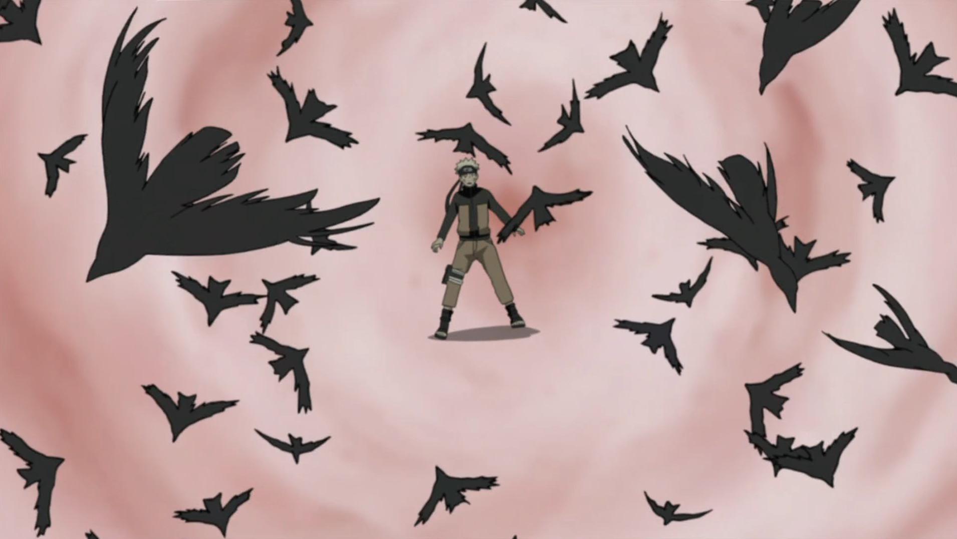 Illusion Démoniaque - Corbeau Mirage