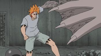 Naruto: Shippuden Episodio 117