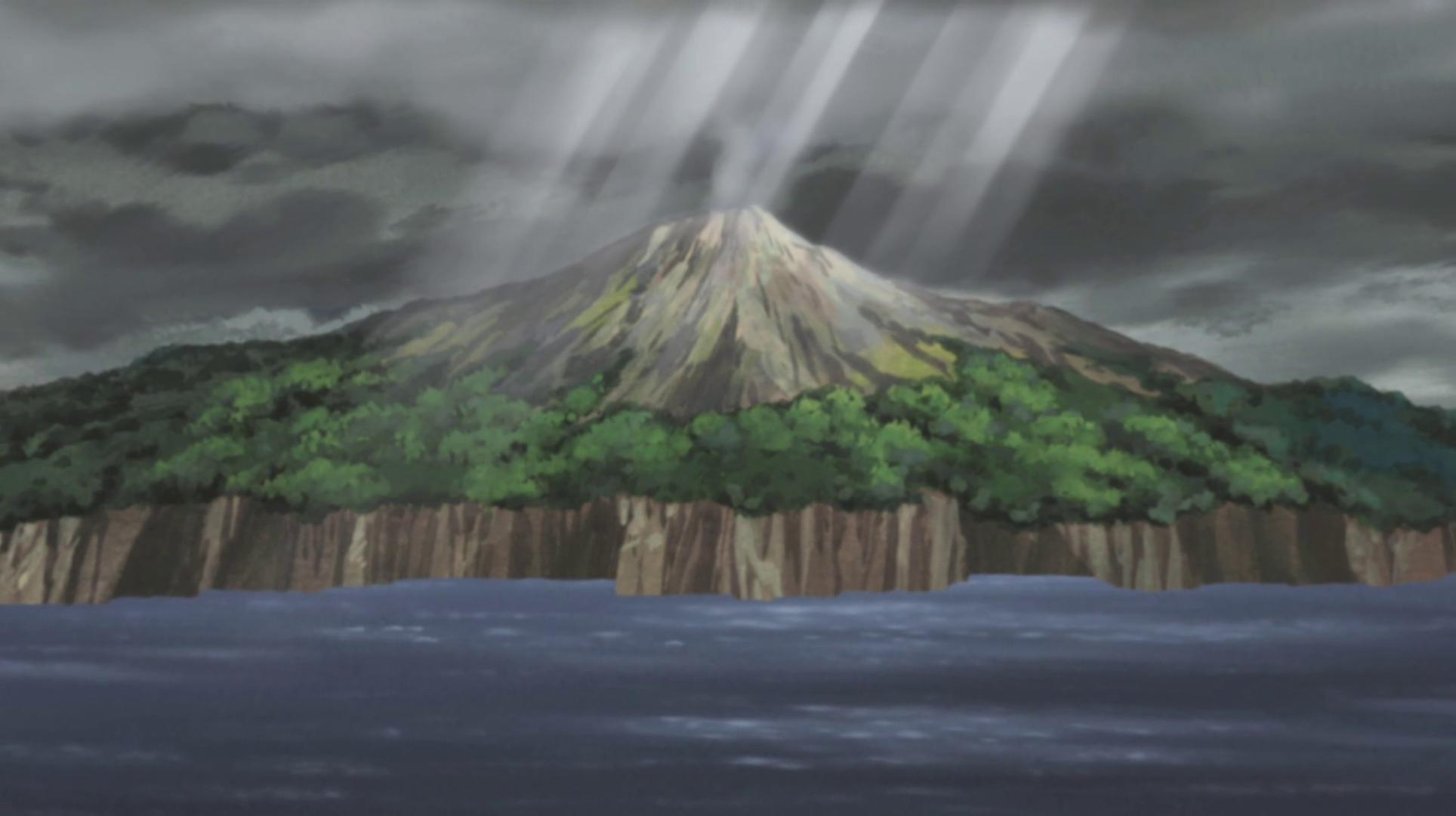 L'Île de l'oubli