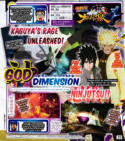 Naruto Storm 4 Kaguya Boss Battle Scan