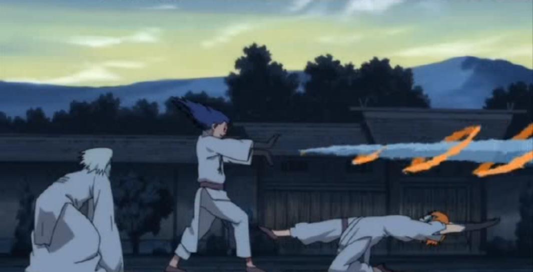 Combinação de Ninjutsu