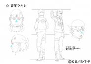 Arte Pierrot - Urushi Ninja