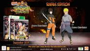 Edición Rivales (Naruto y Sasuke ropas cambiadas)