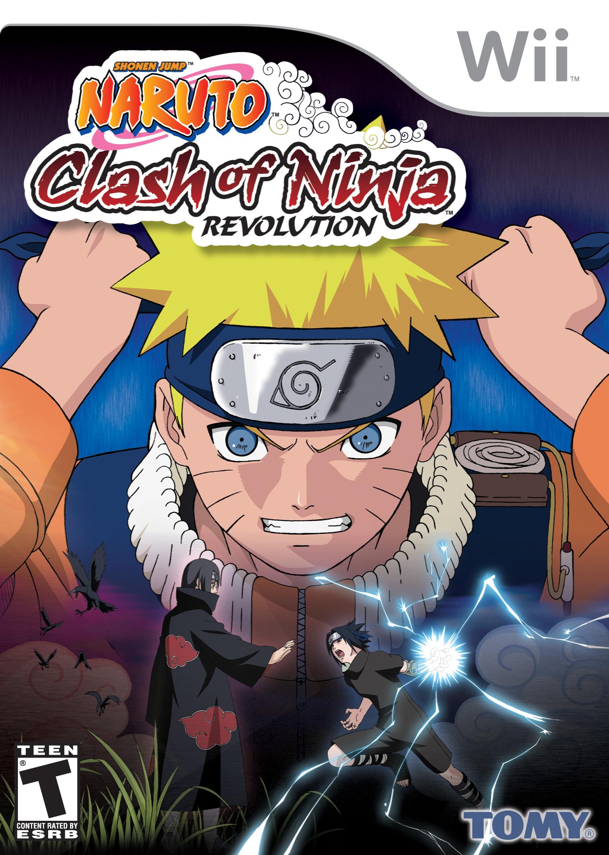 Naruto Clash Of Ninja Revolution Narutopedia Fandom