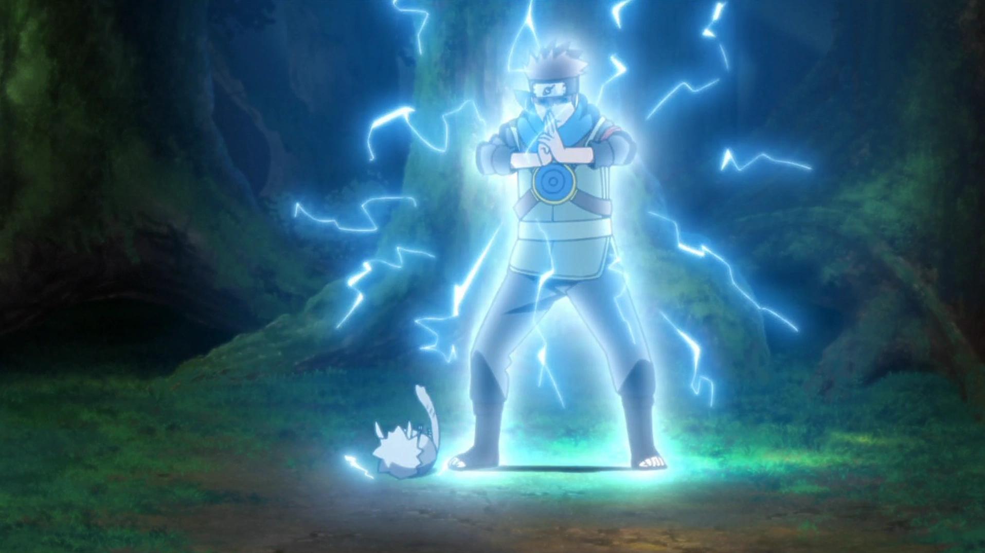 Elemento Rayo: Descarga Eléctrica