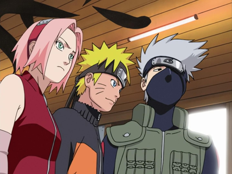 Naruto: Shippuden Episodio 8