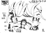 Arte Pierrot - Naruto Versão 2