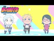 Boruto- Naruto Next Generations - Ending 13 - Maybe I