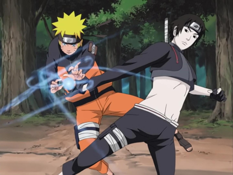 Naruto: Shippuden Episodio 38