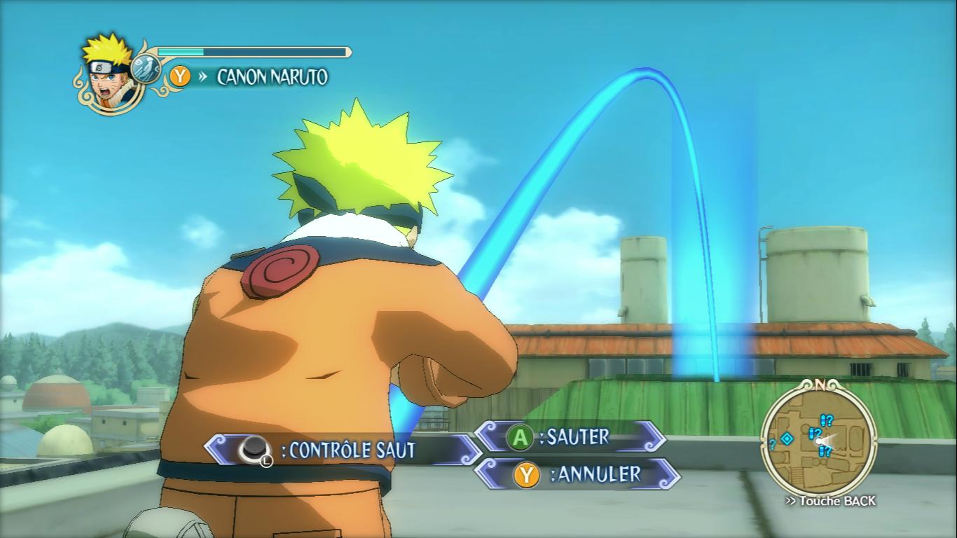 Canon Naruto