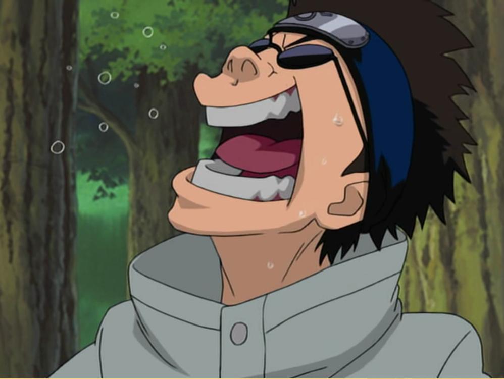Naruto - Episódio 186: O Risonho Shino