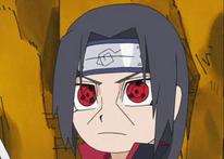 Itachi Naruto SD