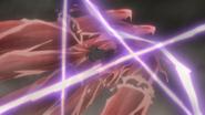 Lâmina Celestial Curva (Sasuke - Anime)