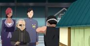 Victor recibe al daimyō