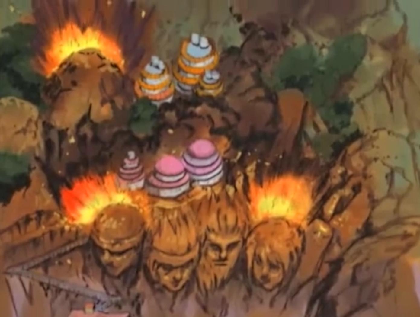 Naruto - Episódio 201: Múltiplas Armadilhas! Contagem Regressiva para a Destruição