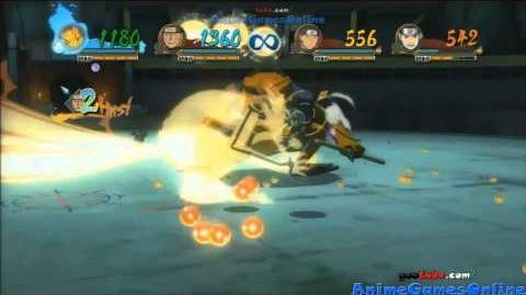 Naruto Storm Revolution Ninja World Tournament