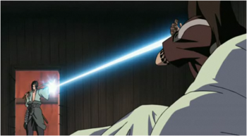 Única lanza (Anime)