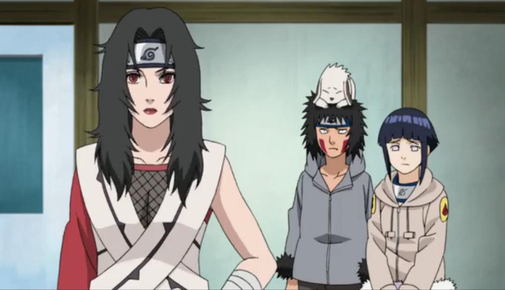 Naruto Shippūden - Episódio 236: Amigos para Confiar