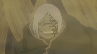 Transformação do Selo Amaldiçoado (Kiho - Anime)