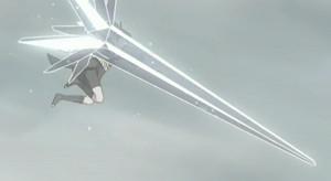 Elemento Cristal: Lanza de Cristal