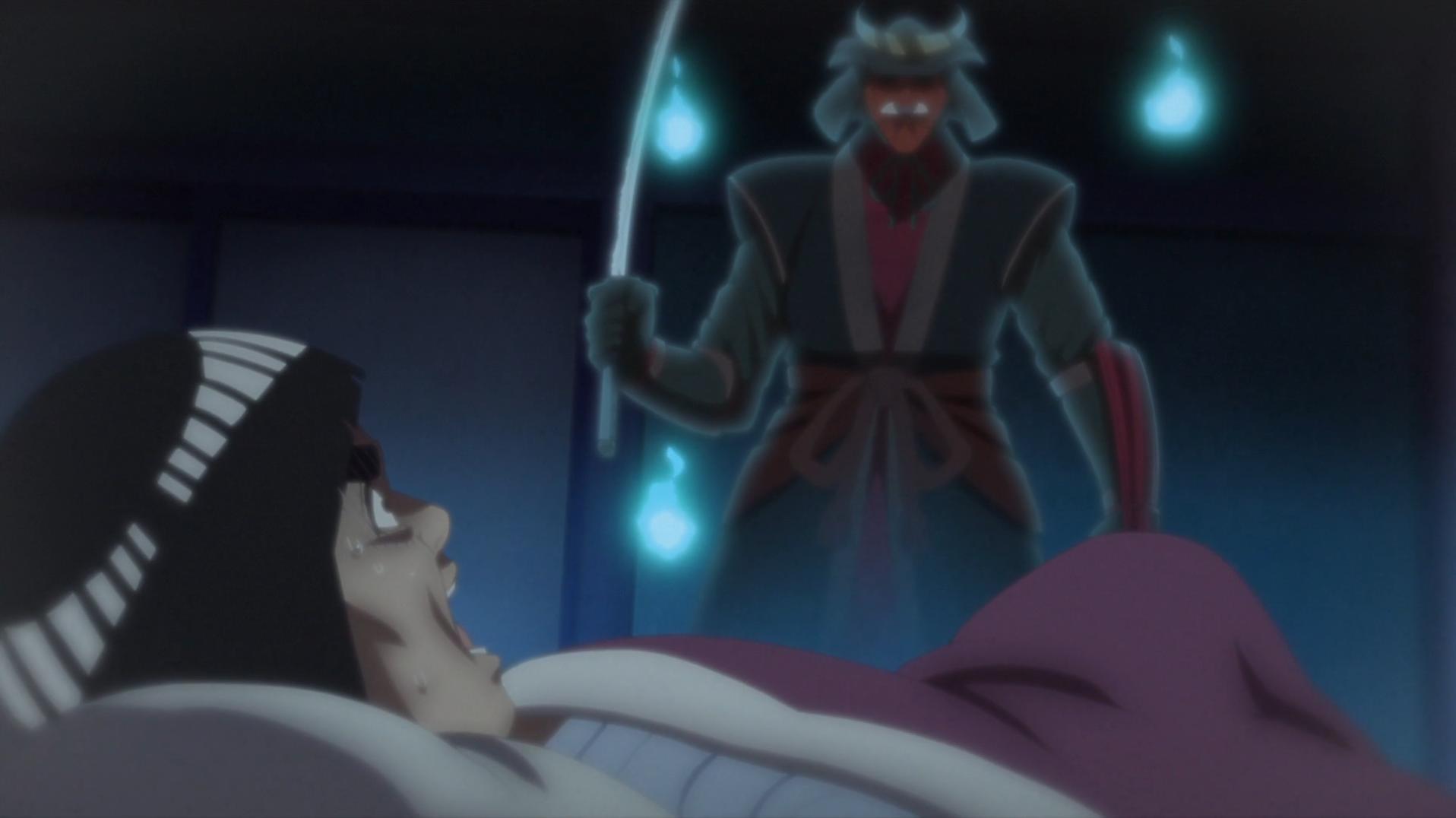 Boruto: Naruto Next Generations Episodio 108