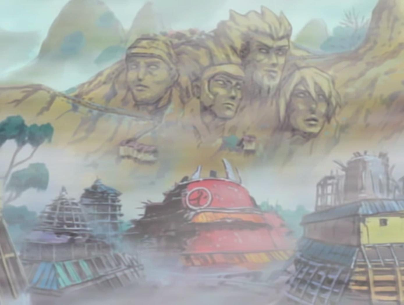 Naruto - Episódio 206: Genjutsu ou Realidade?