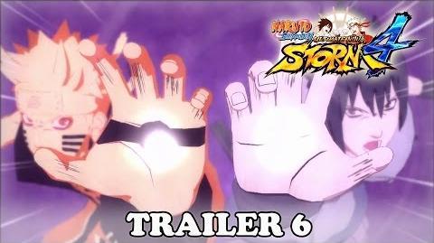 Naruto Shippuden Ultimate Ninja Storm 4 Trailer 6 OFFICIAL NYCC 2015