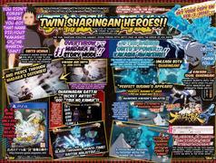 Naruto Storm 4 Modo historia de Madara y Obito y Kakashi scan