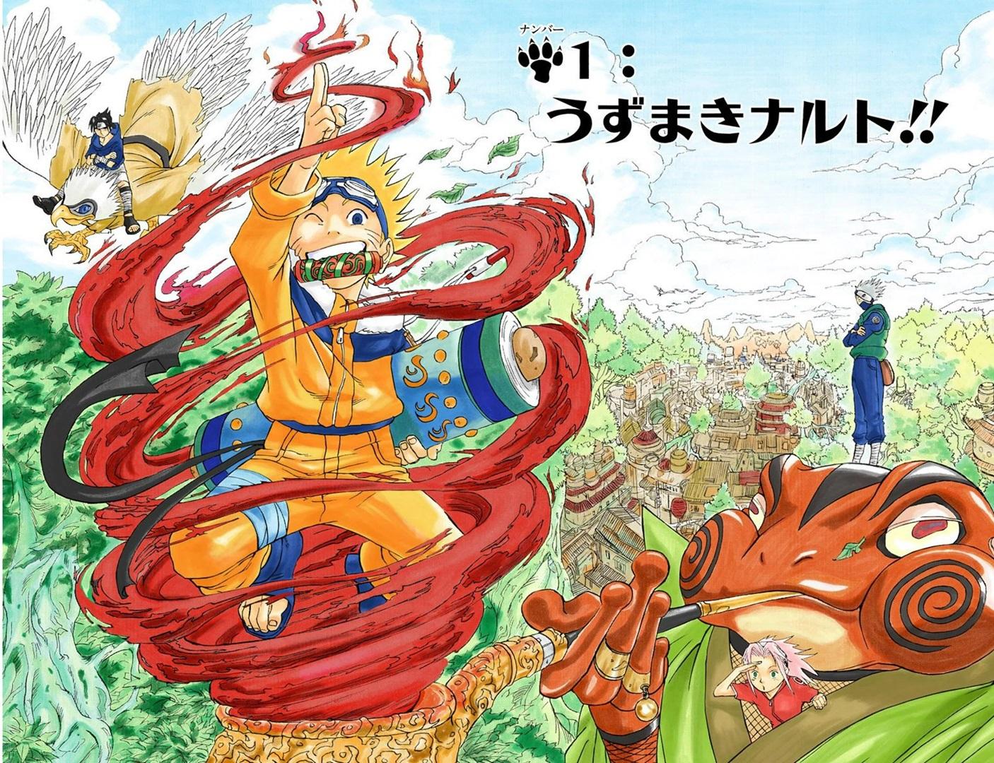 Наруто Узумаки!! (глава 1)