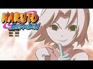 Naruto Shippuden Ending 18 - Yokubou o Sakebe!!! (HD)