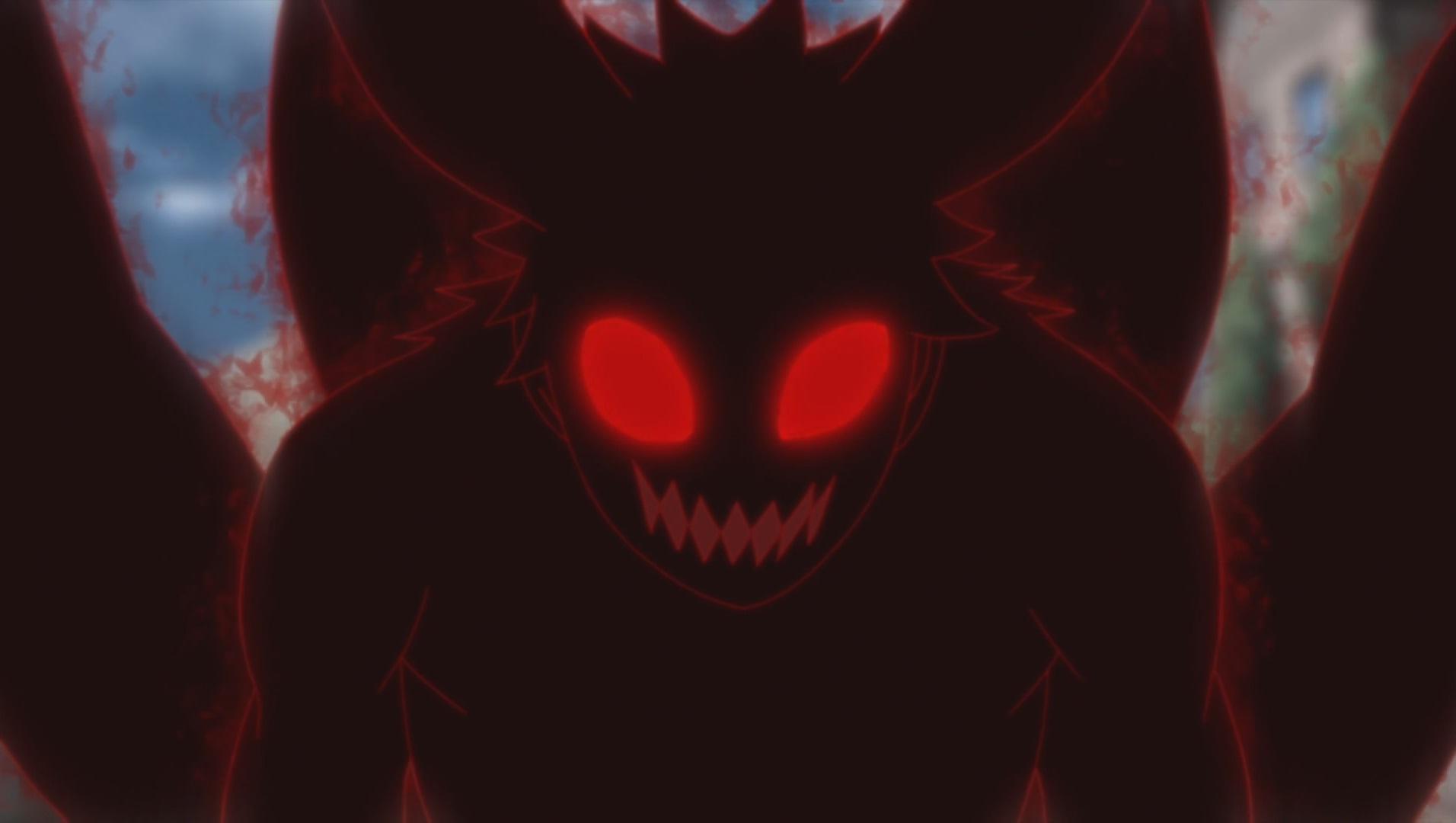 Clon de Naruto del Nueve Colas