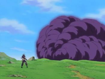 …forming a deadly cloud.