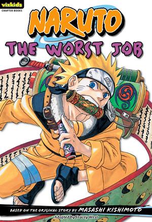 Naruto Libros de Capítulos: El Peor Cliente