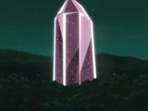 Elemento Cristal: Prisión de Cristal Pentagonal