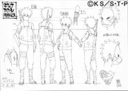 Arte Pierrot - Kakashi Anbu1