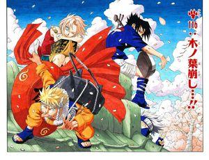 Naruto Capitolo 116