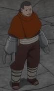 Garō antes de sus heridas