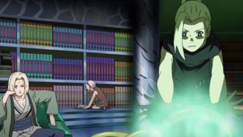 Naruto: Shippuden Episodio 406