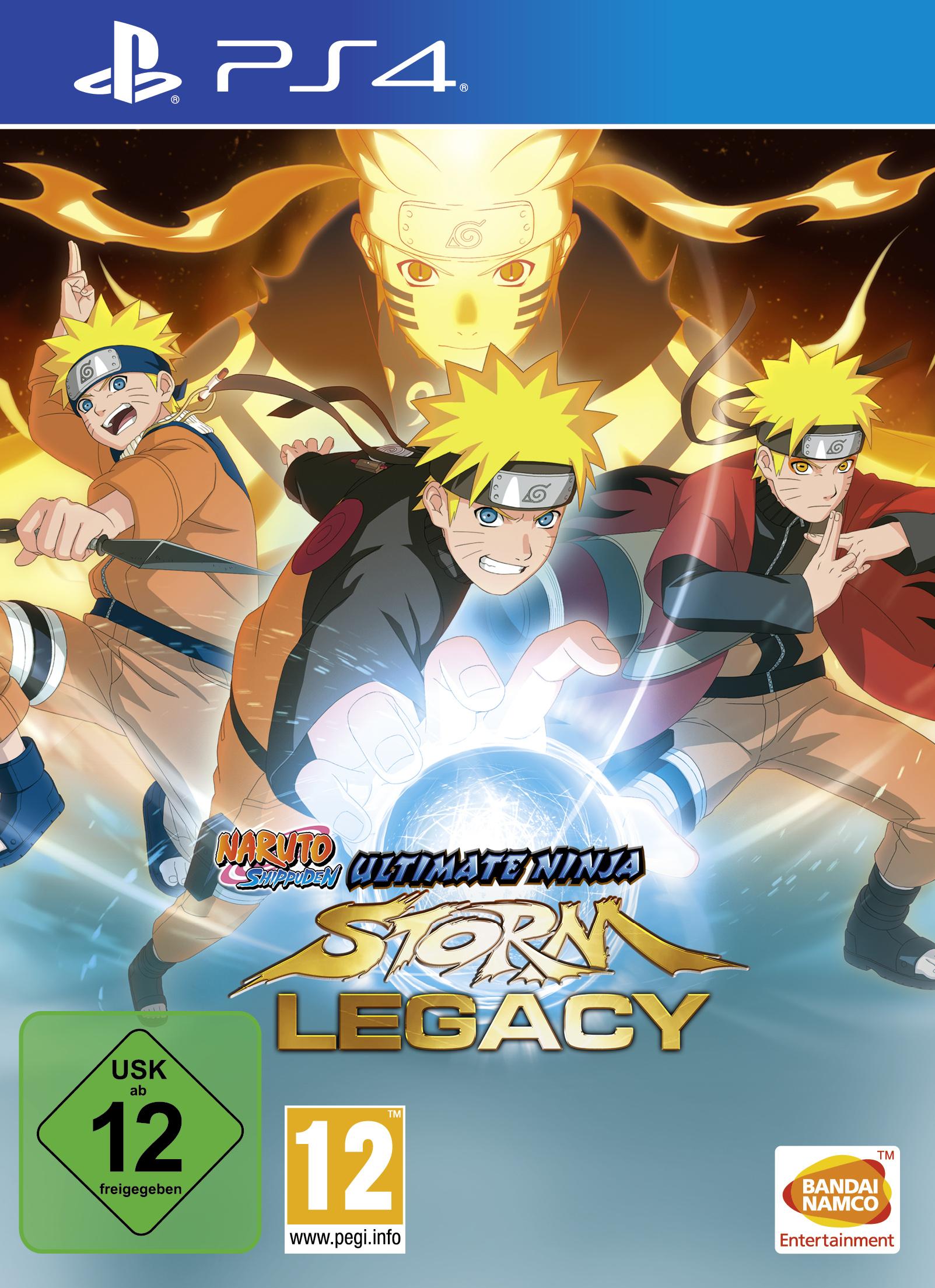 Naruto Shippûden: Ultimate Ninja Storm Legacy
