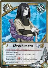 Carta Orochimaru
