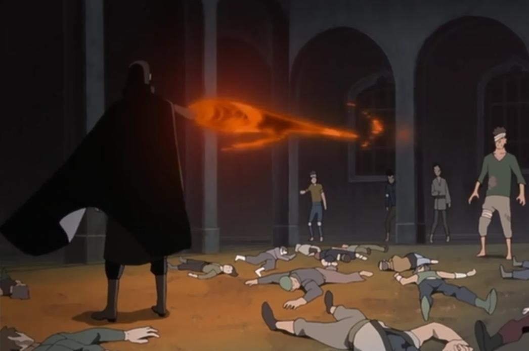 Prisão Celestial da Espada de Fogo
