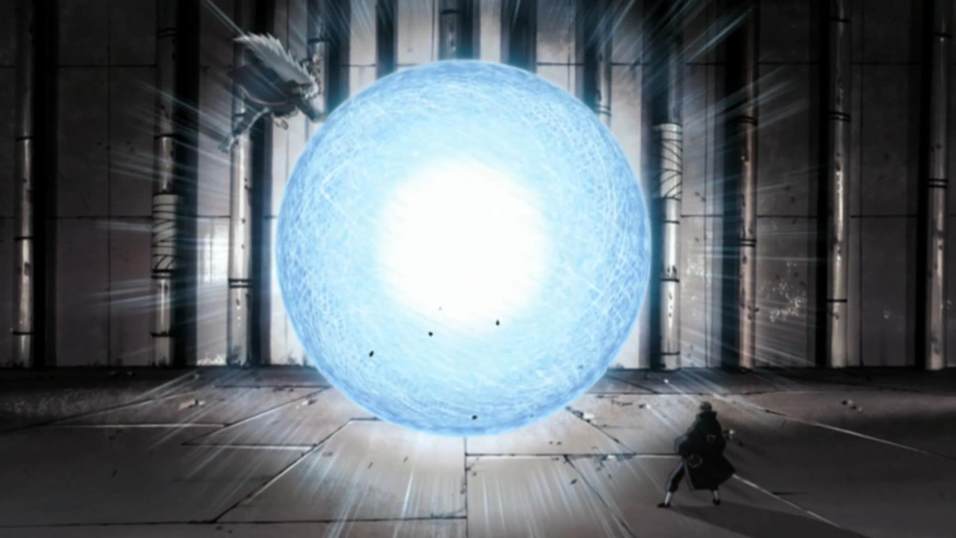 Искусство Мудреца: Ультра-Большой Шар Расенгана