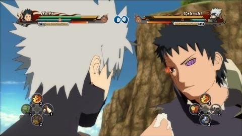 Naruto Shippuden Ultimate Ninja Storm Revolution - Obito Custom Moveset Mod (PC)