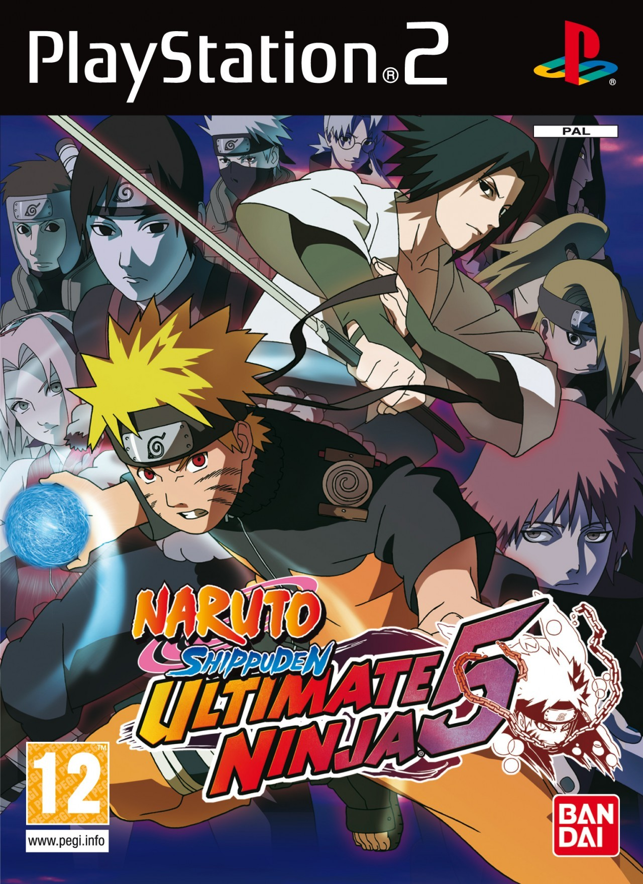 Naruto Shippuden Ultimate Ninja 5 Narutopedia Fandom