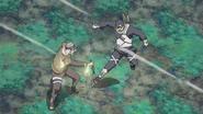 Elemento Imán Conservación de Abeja de Hojas Gemelas Anime 2